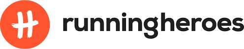 Logo running heroes